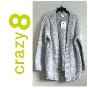 Crazy 8 Girls Cardigan Sweater
